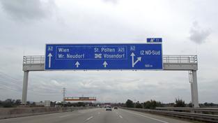 Rychlost na některých rakouských dálnicích se sníží