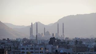 Jemenské hlavní město Saná