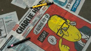 Týdeník Charlie Hebdo
