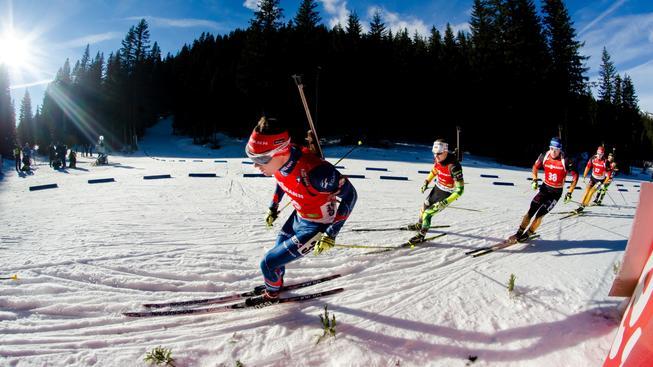 Michalu Krčmářovi se štafetový závod v Oberhofu nevydařil (archivní foto)
