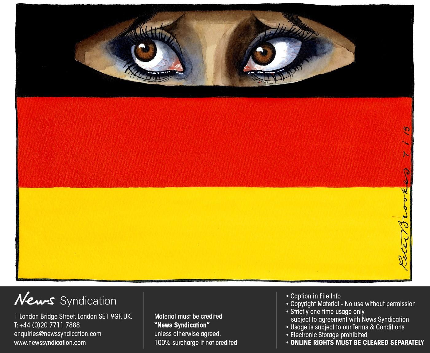 Bavorská CSU lavíruje kolem neonacistů
