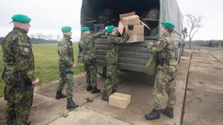 S likvidací munice ve Vrběticích pomáhá také armáda
