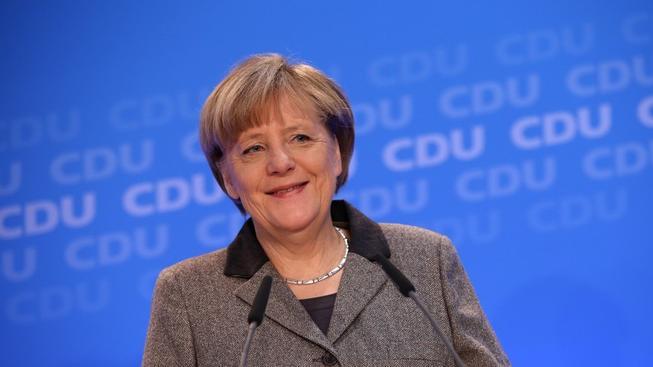 Telefonát s ruským prezidentem iniciovala německá kancléřka Angela Merkelová