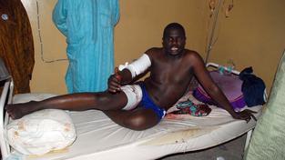 Během útoku zemřeli nejméně tři lidé a 26 bylo zraněno (snímek z útoku na konci listopadu)