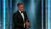 Zlaté glóby rozdány, čestnou cenu dostal George Clooney