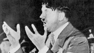 Hitler dodnes dokáže vyvolat rozruch