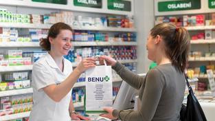 Rok bez doplatků v lékárnách BENU