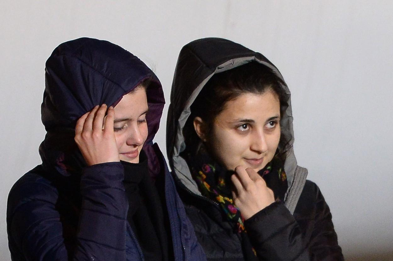 Aktualizováno: Italky zajaté v Sýrii jsou na svobodě. A vypadají dobře