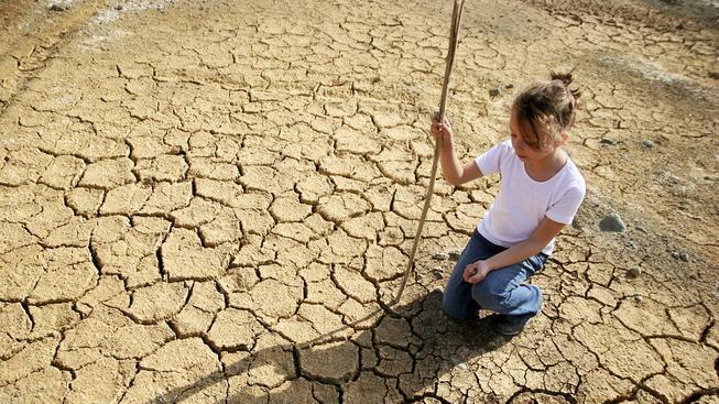 Rekordně teplý rok ukazuje, že globální oteplování se zřejmě nezastavilo (ilustrační snímek)