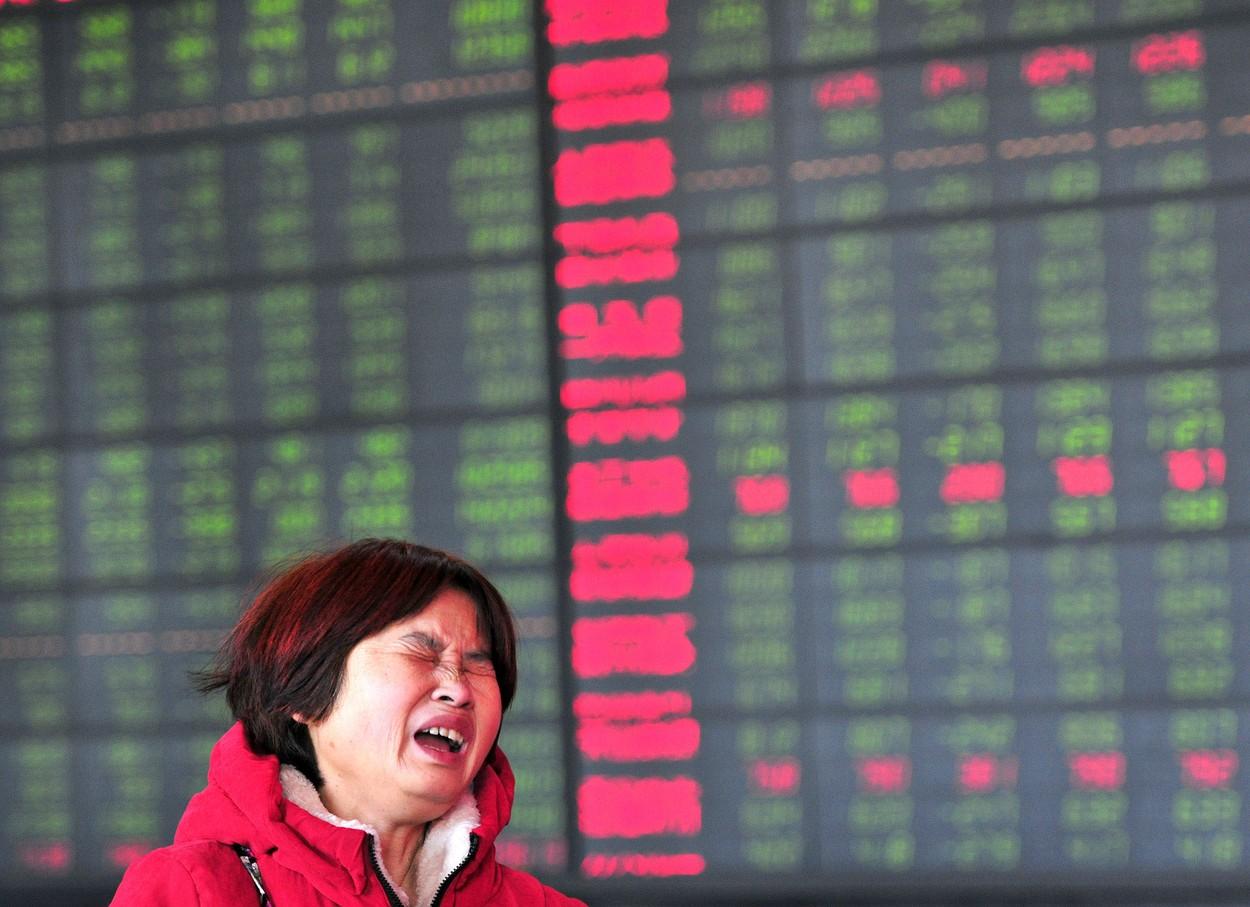 Čínské ekonomice dochází dech. Roste nejpomaleji za 25 let