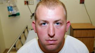 Darren Wilson po zastřelení Michaela Browna od policie odešel