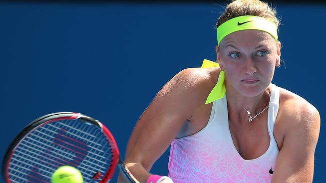 Petra Kvitová skončila na Australian Open ve 3. kole