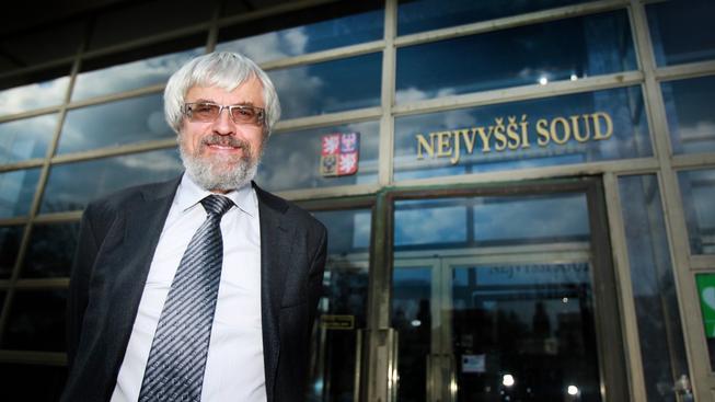 Nový předseda Nejvyššího soudu Pavel Šámal