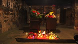 Pieta v Osvětimi, ilustrační snímek