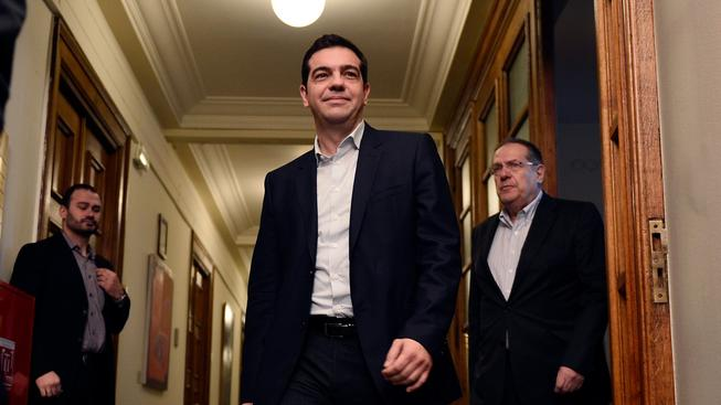 Tsipras slíbil, že Řecko bude dluhy splácet