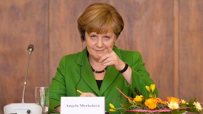 Německá kancléřka dluhy neodpustí