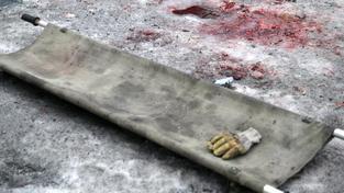 Na východě Ukrajiny dál umírají místní obyvatelé, vojáci i povstalci. Jen Doněck napočítal za sobotu 14 mrtvých civilistů