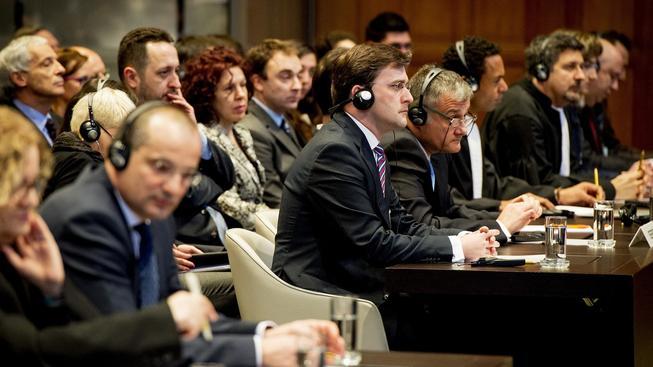 Srbsko i Chorvatsko si v Haagu vyslechly shodný verdikt: genocida spáchaná nebyla