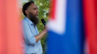 Ruský politický technolog Alexandr Dugin