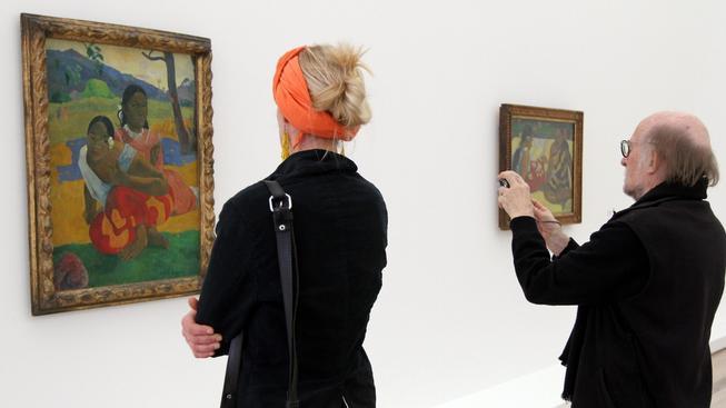 Gauguinův obraz Kdy se vdáš? se stal nejdražším prodaným uměleckým dílem