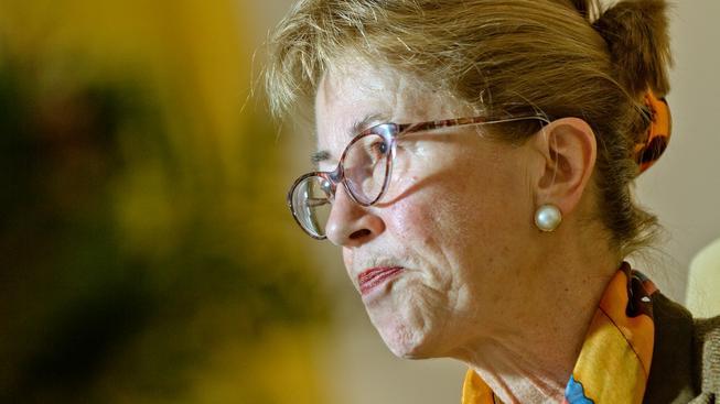 Prezident řekl norské velvyslankyni Siri Ellen Sletnerové, že jejich sociální služba je jako stát ve státě