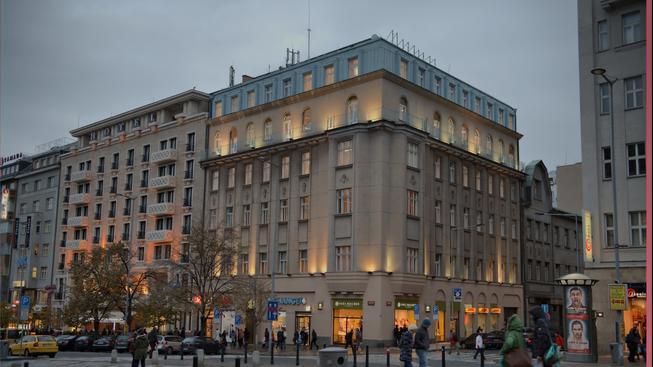 Ministerstvo kultury se postavilo proti demolici domu na rohu Opletalovy ulice