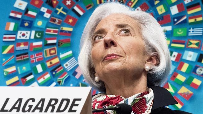 Šéfka MMF Lagardeová tvrdí, že Ukrajina má reformy skutečně v plánu