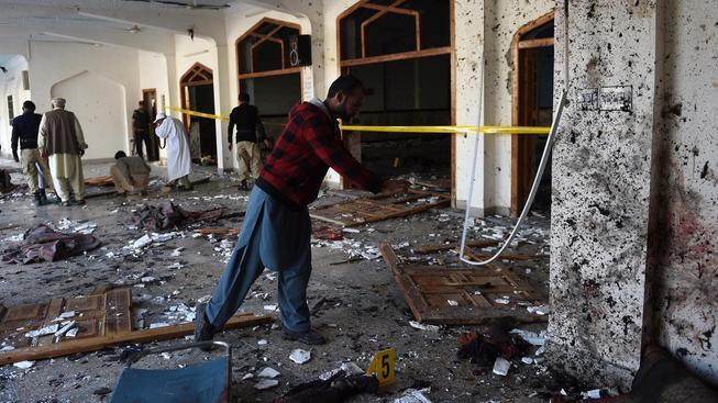 Radikální sunnité v Pákistánu zaútočili na šíistkou mešitu