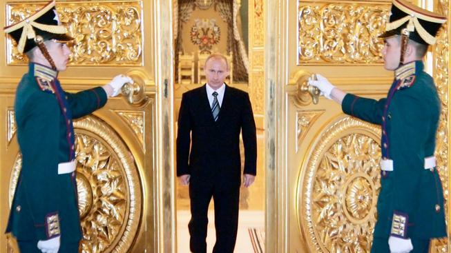 Odpočet konce Putinova režimu začal anexí Krymu a válkou na východě Ukrajiny