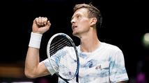 Berdych postoupil do semifinále, český duel ovládla Plíšková