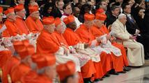 Papež jmenoval 20 nových kardinálů, mají se vyvarovat zloby a zášti