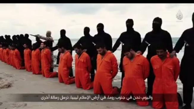 Násilí na videích IS se stupňuje