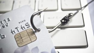 Do systémů bank se hackeři dostávali mimo jiné prostřednictvím tzv. fishingu. Ilustrační snímek