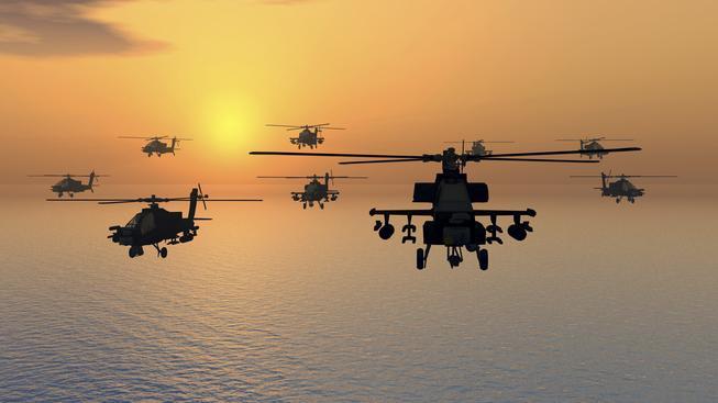 Polsko zbrojí ve velkém, chce vrtulníky, ponorky i radary. Ilustrační snímek