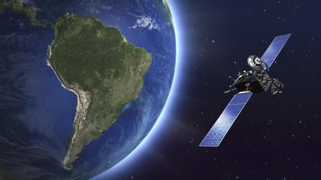 Vesmírné satelity mají mnoho využití. Jením z nich je boj s nebezpečnými viry