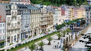 Karlovy Vary patří mezi nejoblíbenější tuzemskou destinaci ruských turistů