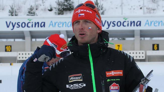 Ondřej Rybář, šéftrenér české biatlonové reprezentace