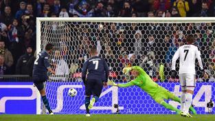 Tomáše Vaclíka překonalo Porto jen z penalty, na 1:1 vyrovnal Danilo