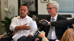Davida Hickse (vlevo) soud zprostil všech obvinění