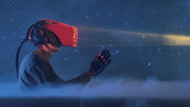 Virtuální globalizace není otázkou budoucnosti, zažíváme ji už nyní. Ilustrační snímek