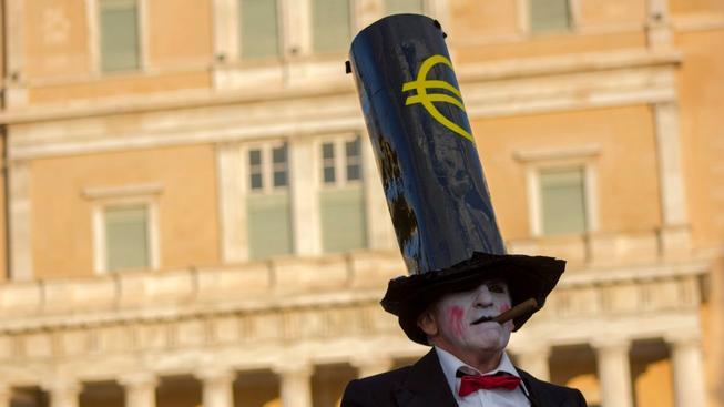 Brusel v pátek 20. února čeká klíčové jednání o eurozóně. Řekové mají v unii stoupence i odpůrce