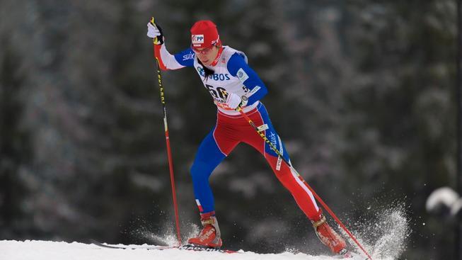 Běžkyně na lyžích Eva Vrabcová-Nývltová (ilustrační foto)