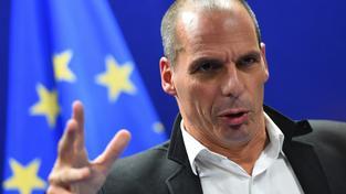 Řecký ministr financí Janis Varoufakis