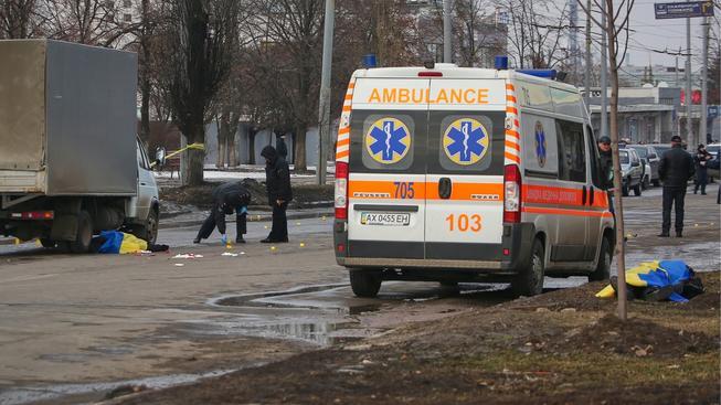 Na místě při výbuchu zemřeli dva lidé