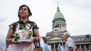 Nismanova vražda vyvolala v Argentině vlnu protestů