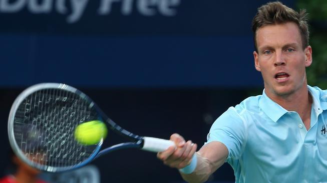 Tomáš Berdych postoupil v Dubaji do semifinále