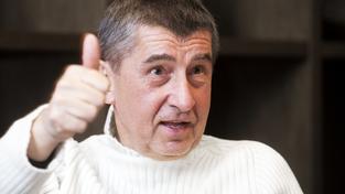 Andrej Babiš byl zvolen 100 procenty hlasů
