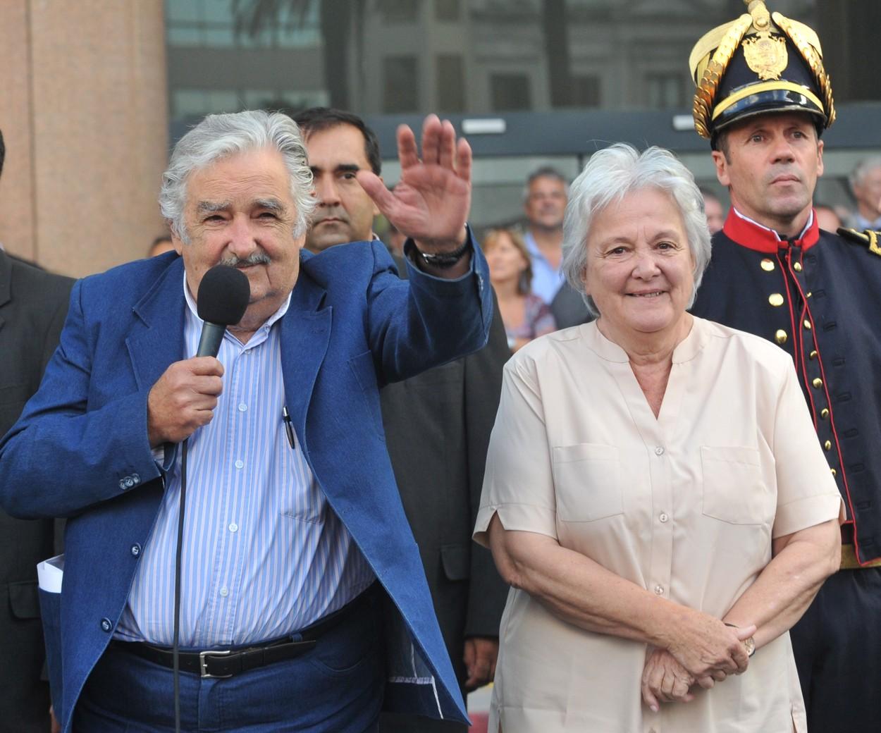 Odchází nejskromnější prezidentský pár světa