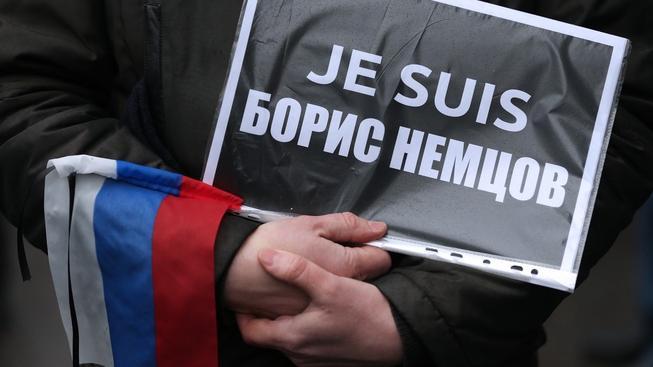 Na Němcova vzpomínali lidé v Moskvě i v Praze