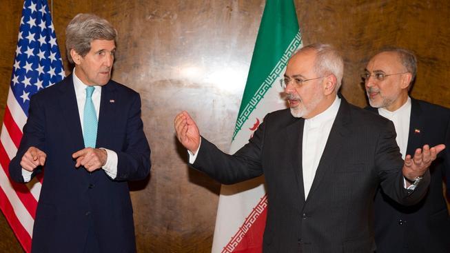 Kerry toho s íránským kolegou Zarífem nejspíš mnoho nedojedná